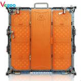 Pantalla de visualización de interior de alquiler de LED de la fuente caliente de las ventas P4 Vg