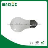 E27 lumière d'ampoule en verre 360degree DEL avec AC100-265V 5W