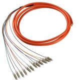 Om3 48c distribution par câble Câble optique intérieure