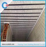 Comitato di parete di timbratura caldo del PVC del comitato di soffitto del PVC per la decorazione impermeabile