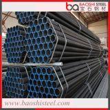 Campioni liberi del tubo rotondo nero per costruzione