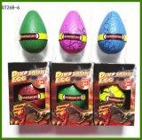 子供は大型の成長する卵に魔法の恐竜を成長するおもちゃ作る