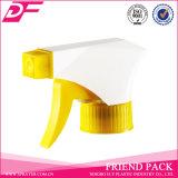 Copo plástico com o pulverizador do disparador da espuma da mão do cuidado da beleza