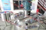 Tanque de mistura 200L do aquecimento elétrico (que se desfaz do agitador)