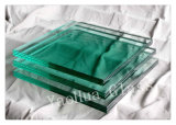 4+0.38+4mm PVB Sicherheit lamelliertes aufbauendes Glas