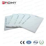 125kHz Em4100/Tk4100 RFID 공백 PVC ID 카드