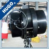220V 1ton Truss 모터를 가진 작은 전기 체인 호이스트 단계