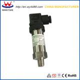 China Boa qualidade Sensores de pressão de óleo de 4 a 20mA
