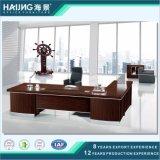 Tabela do escritório com a mesa de escritório de madeira lateral da mobília da boa qualidade da tabela com gavetas