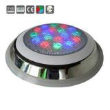 Indicatore luminoso subacqueo della piscina di RGB 54W LED dell'acciaio inossidabile