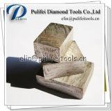 El segmento del corte del mármol del segmento del granito del diamante del fabricante de las herramientas de la piedra consideró
