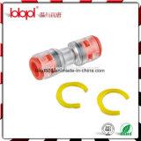 Verstärkter gerader Verbinder 10/6mm, Mikro-Leitung Verbinder