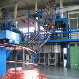 Système ascendant de coulée continue pour Rod de cuivre en l'absence d'oxygène D