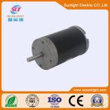 Moteur électrique à brosse à courant continu de 24 V dans l'industrie