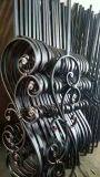 ヨーロッパおよび米国式の方法錬鉄の柵