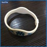 Personifiziertes preiswertes kundenspezifisches Tierdruck-Silikon-Armband kein Minimum