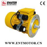 Motor elétrico de fase monofásica com capacitor de começo