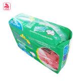 Pañal impreso absorbente fuerte saludable del bebé de Bron de la venta caliente nuevo