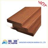 Hardhout Decking WPC Decking van de Kleur van de goede Kwaliteit het Verschillende