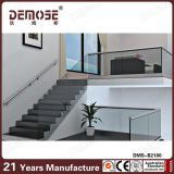 Diseño de cristal de la barandilla de la escalera de Frameless (DMS-B2180)