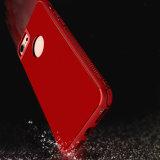 iPhone 7のための新しい保護柔らかいTPUの携帯電話カバー