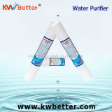 Cartuccia del depuratore di acqua del cotone 5um dei pp per purificazione di acqua