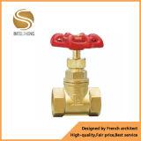 Válvula de batente de bronze da qualidade agradável