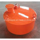 Rafadora del electro separador magnético para la banda transportadora