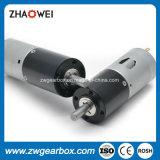 Lärmarmer 24 Durchmesser-Metallgang-Motor des Volt-22mm