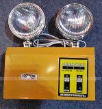 LED 화재 안전 출구는 비상사태 경고등을 서명한다