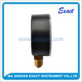空気圧力計油圧圧力計Bourdonの管の圧力計