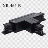 Conetor de três acessórios T do trilho da luz da trilha do diodo emissor de luz das cores (XR-464)