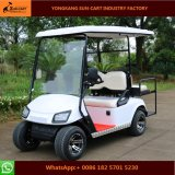 4 Seaterのゴルフクラブのための電気ゴルフカート