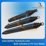 Цилиндр двойного действующий инженерства гидровлический для трейлера сброса