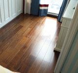 Revestimento de madeira de nogueira / madeira dura