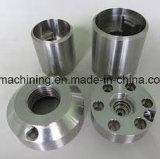 CNC die Delen met het Materiaal van het Zink van het Staal van het Aluminium machinaal bewerken
