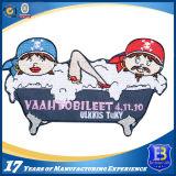 Kundenspezifische heiße Verlegenheits-volle Stickerei für Kleider