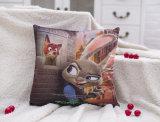 Заполненные оптовой продажей игрушки подушки плюша для взрослого и детей
