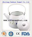 エナメルの簡易性のやかん水鍋