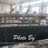Прессованная сетка HDPE пластичная для предохранения от трубопровода металла