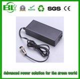 Adaptateur intelligent du prix usine 42V2a AC/DC pour la batterie au lithium pour les appareils de communication portatifs de mail