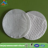 Composição não tecida dos cosméticos da massagem e almofadas de limpeza da face do algodão