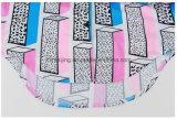 Chemise du `S de femmes de fibre d'acétate d'impression