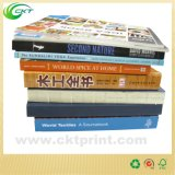 Os serviços de impressão luxuosos do livro com preço o mais barato (CKT-BK-646)