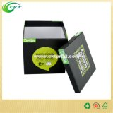 無光沢のラミネーションの白小売りのPacakging (CKT-PB-100)のための3パックの蝋燭ボックス
