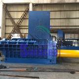 유압 고철 압축 기계 (공장)