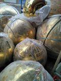 Boule en acier inoxydable pour décoration