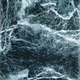 Couro sintético da grão de mármore respirável para o sofá (918#)