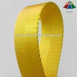 25のmmの黄色いヘリンボンナイロンウェビング
