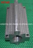 Heißes verkaufendes hohe Präzision CNC-maschinell bearbeitenteil gebildet vom Stahl